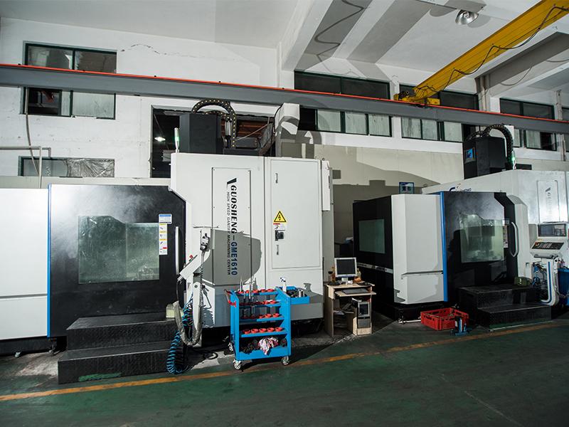 CNC de alta velocidade