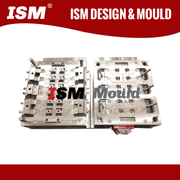 Molde eletrônico de componentes